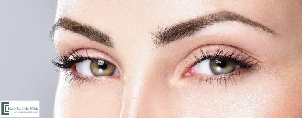 Augenbrauentransplantation – Volle und perfekt geformte Augenbrauen
